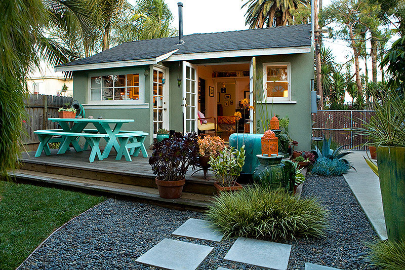 Di Zock Design Eclectic Cottage